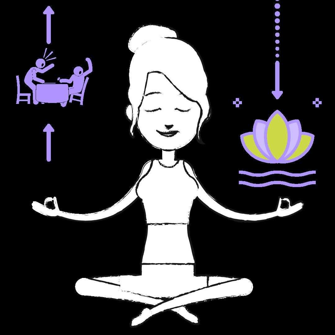 Stressbewältigung, Work Life Balance